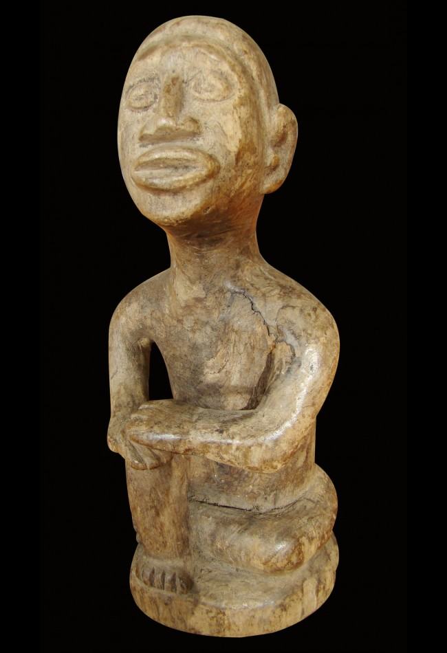 Statuette Yombé RDC