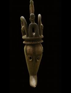 Masque Gélédé Yoruba Nigéria