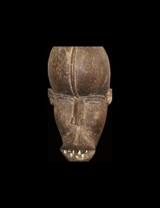 Masque Village Dan Cote d'Ivoire