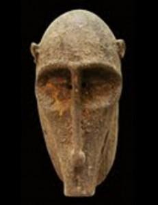 Masque zoomorphe Dogon Mali