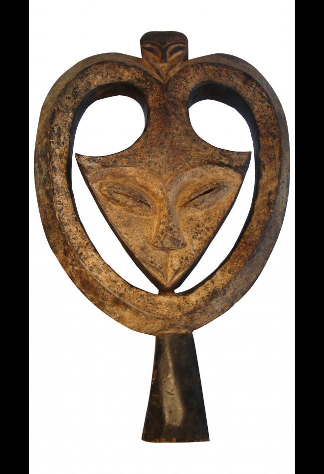 Masque Kwélé Gabon
