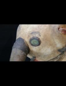 Masque taureau Bijagos Guinée Bissao