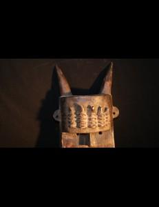 Masque Toma Guinée