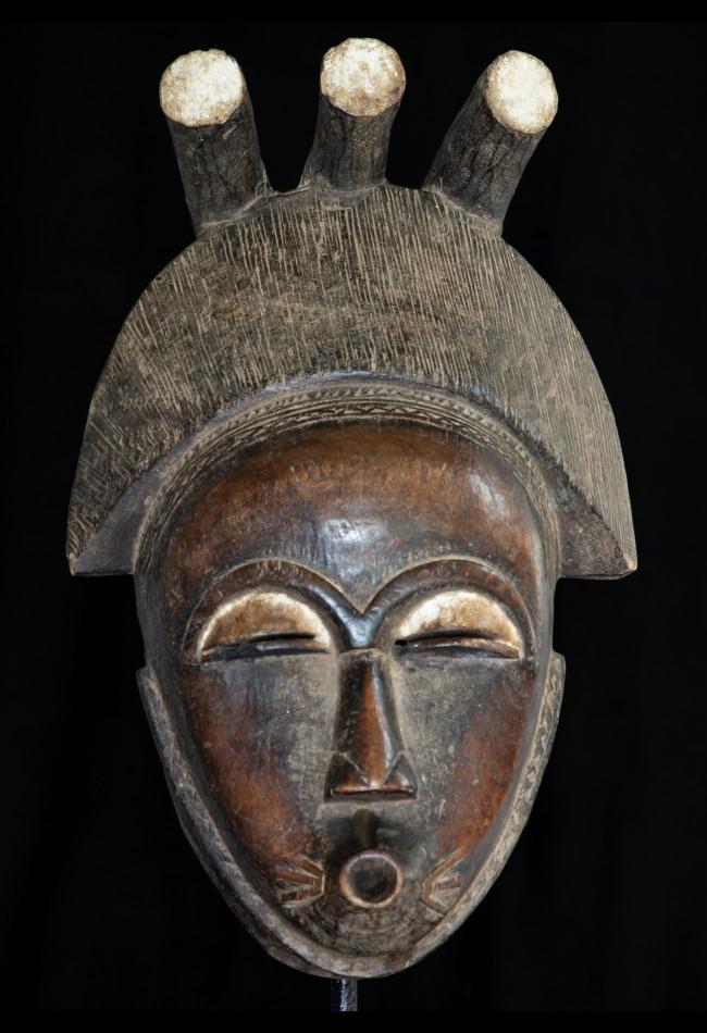 Masque Baoulé Côte d'Ivoire