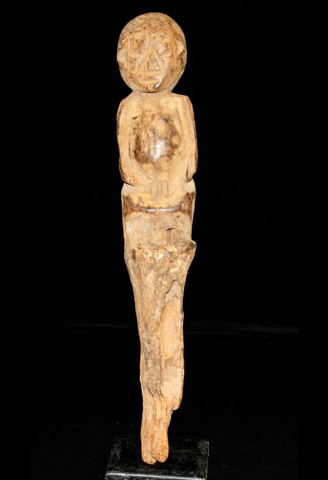Poteau de reliquaire Fon Bénin