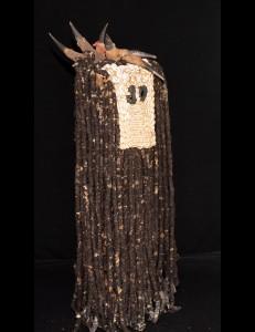 Exceptionnel masque Yagule Dogon Mali
