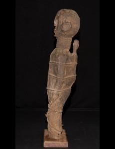 Statue fétiche maternité Venavi Ewe Togo