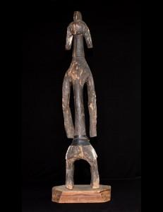 Statue Mumuyé Nigéria