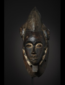 Masque Baoulé- Cote d'Ivoire