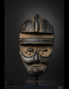 Masque Bété -Gouro Cote d'Ivoire