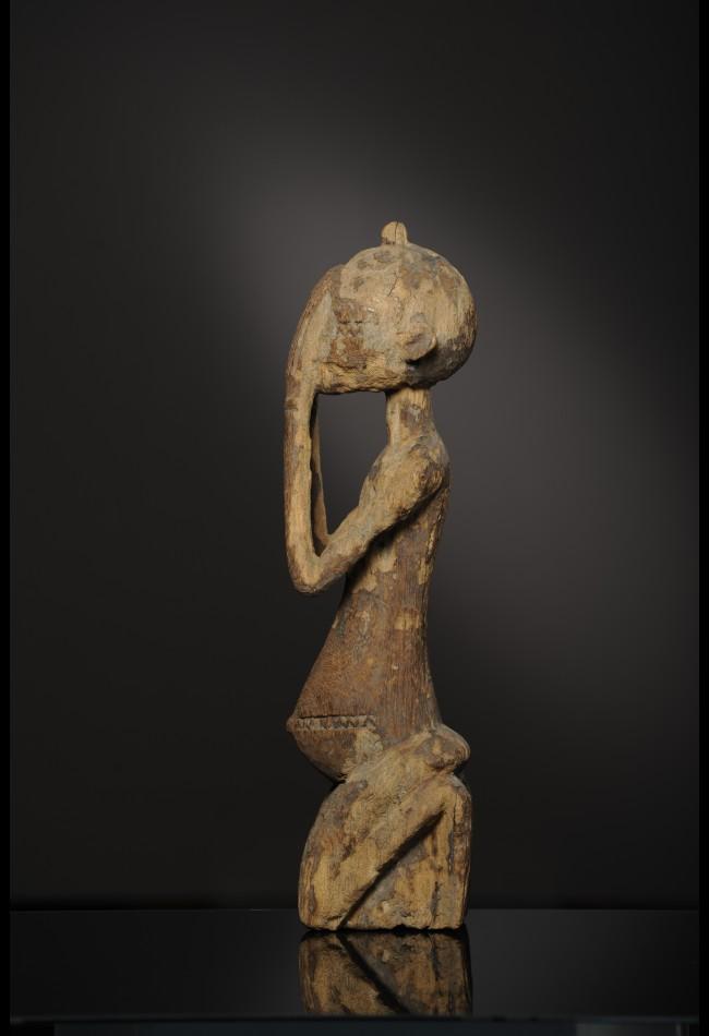 Statue Nommo Dyougou Dogon Mali