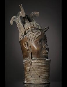 Tete Commemorative Oba Ife - Bini Edo Nigeria