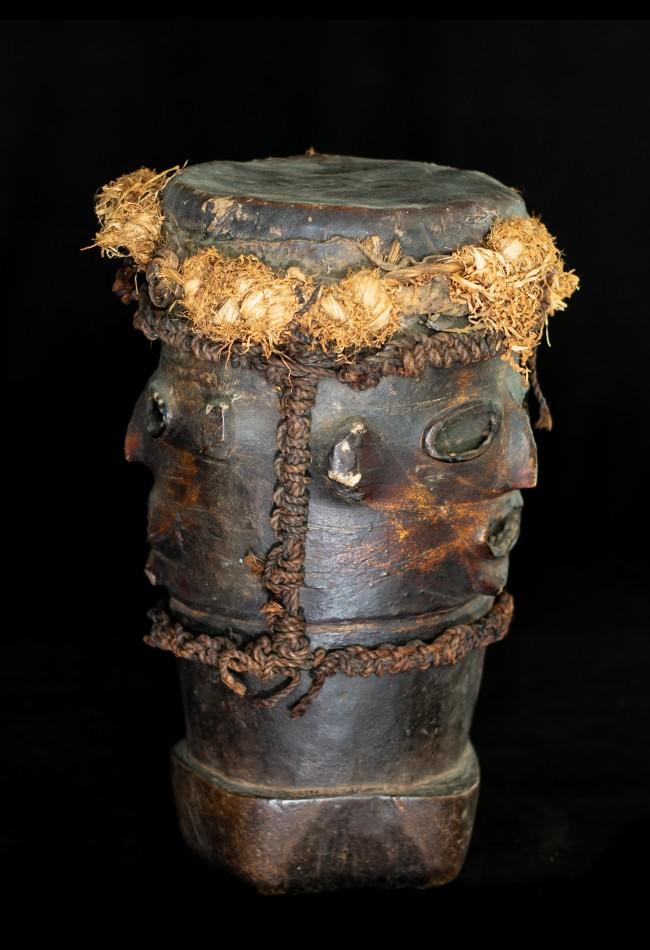 Tam Tam ancien - Baoule - Côte d'Ivoire