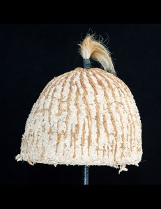 objet d'art ancienne coiffe dogon