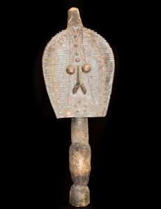 Figure de Reliquaire Mahongwe Gabon