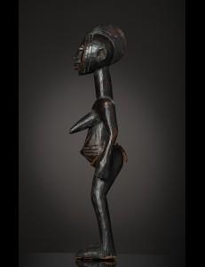 STATUE D'ART AFRICAIN  Mossi Burkina-faso