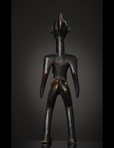 Statuette maternité Mossi Burkina-faso