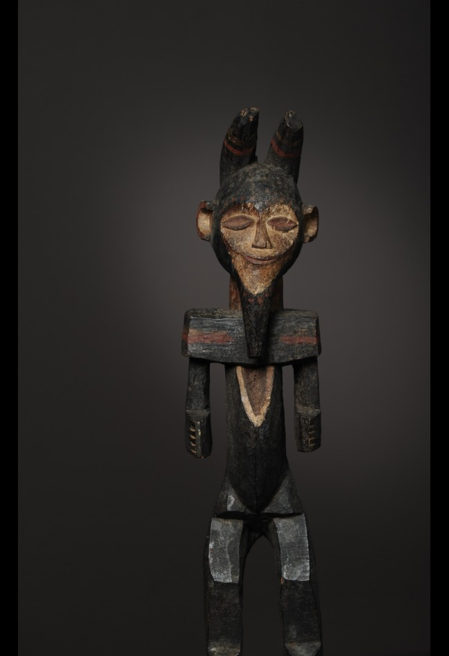 Statuette tadep kike Mambila Nigéria
