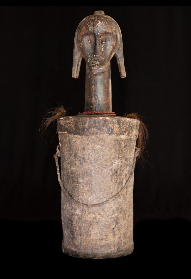 Boîte gardien de Reliquaire Biery - Fang/Betsi -Gabon