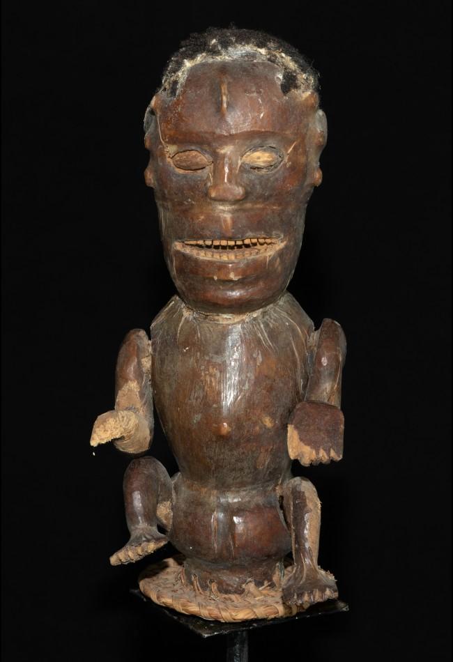Cimier articulé Ekoi-Ejagham-Nigéria
