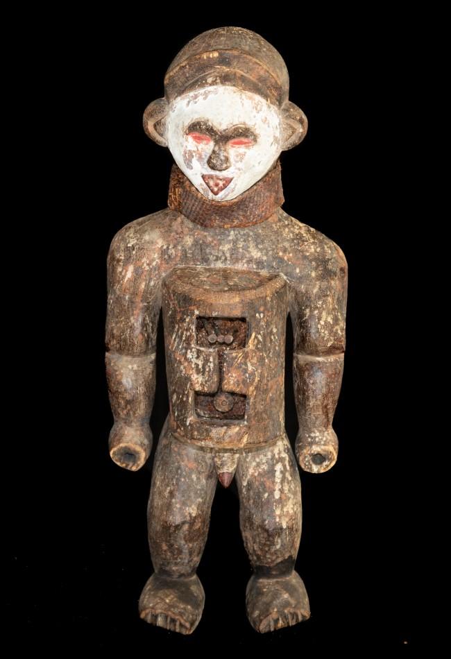 Ancien reliquaire Punou Gabon