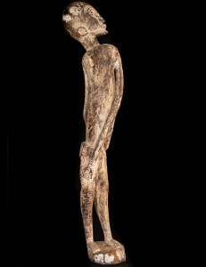 Grand Shicouroule (homme courbé) Dogon Mali