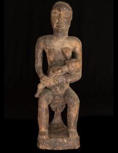 Ancienne maternité Africaine Bamiliké Cameroun