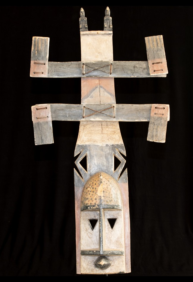 Masque Dogon Kanaga Mali