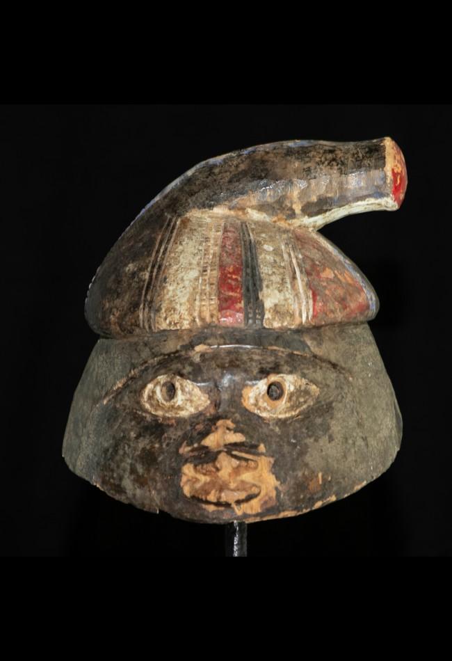 Masque Africain Gélédé Yoruba Bénin