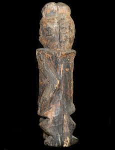 Statuette  Anthropomorphe Chamba Nigeria
