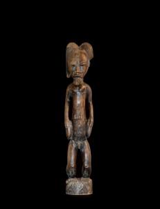 Statue Baoulé Cote d'Ivoire