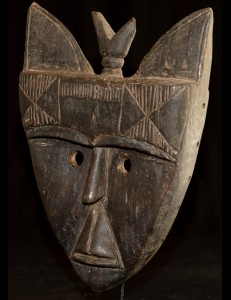 Masque Toma Liberia