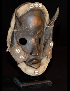 Masque Africain Dan Cote d'Ivoire