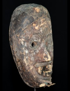 Masque Lega Lukwagengo RD du Congo