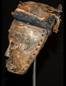 Masque Chokwe pwo Angola