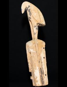 Ancien masque Calao Dogon Mali