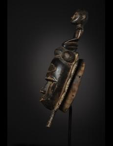 Magnifique masque Baoulé Cote d'Ivoire