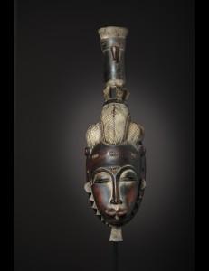 Masque Baoulé Cote d'Ivoire