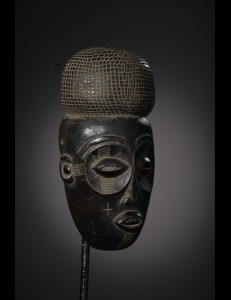 Masque Tchokwe Pwo Angola