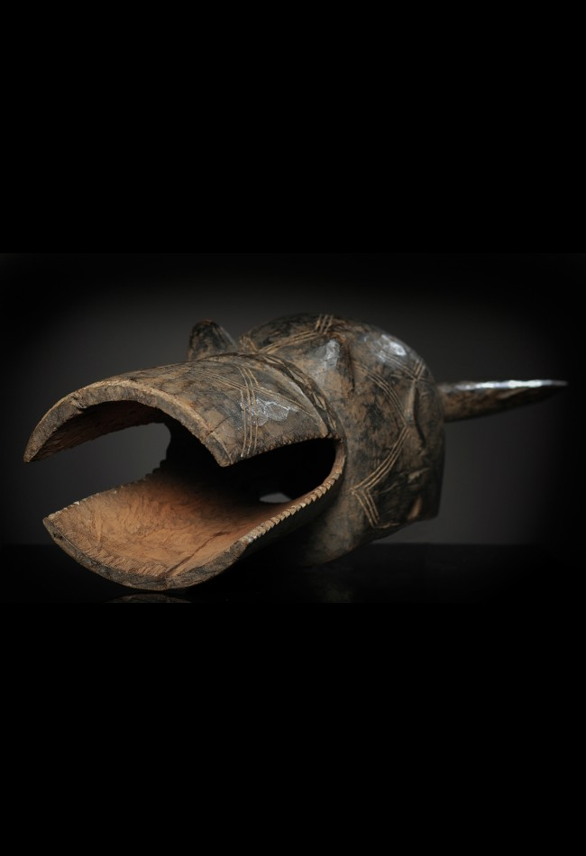 Masque Cimier Zoomorphe Mumuye