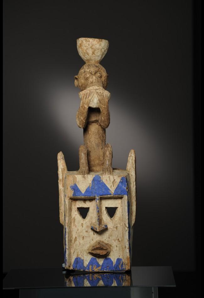 Masque singe Dogon Mali
