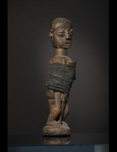 Statuette fétiche Nago Bénin