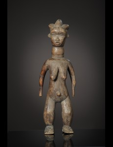 Statuette Baoulé Coté d'Ivoire