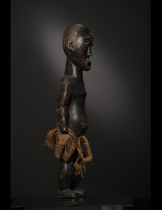 Statue homme Fang Gabon