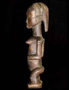 Magnifique statue Fang Gabon