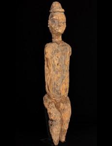 Antique statue Igbo Nigéria