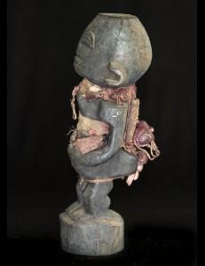 Très ancien fétiche vaudou Fon Bénin