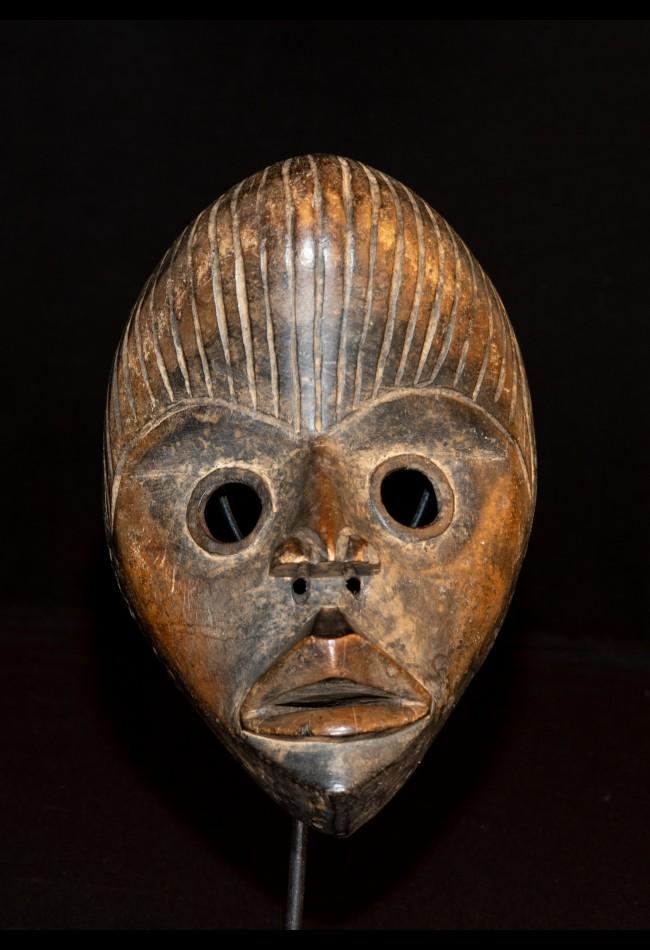 Masque passeport Dan Côte d'Ivoire