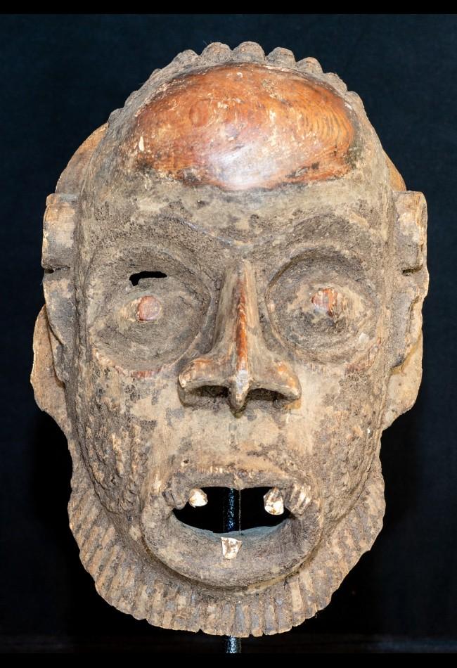 Masque facial Makondé Tanzanie