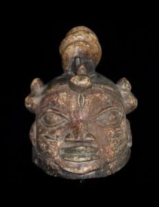 Masque Gélédé Yoruba Benin